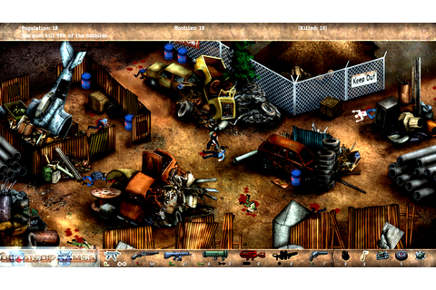 POSTAL Redux Free Download