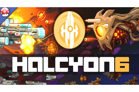 Halcyon 6: Starbase Commander Gameplay (PC HD) (Steam ...