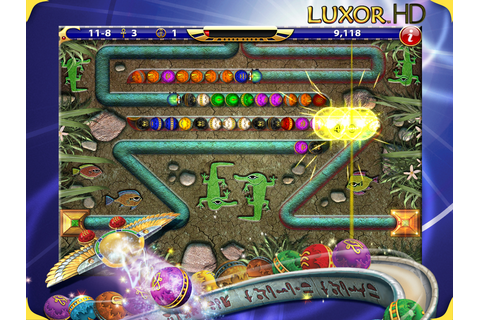 Download Luxor HD Full PC Game