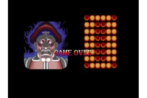 Super Street Fighter II Game Over - M. Bison - YouTube