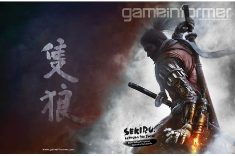 February Cover Revealed - Sekiro: Shadows Die Twice - Game ...