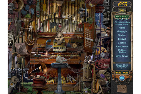 Play Mystery Case Files: Ravenhearst ® > Online Games ...
