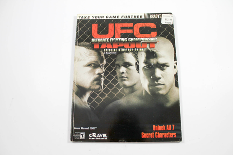 Ufc Tapout Official Strategy Guide - Brady Games