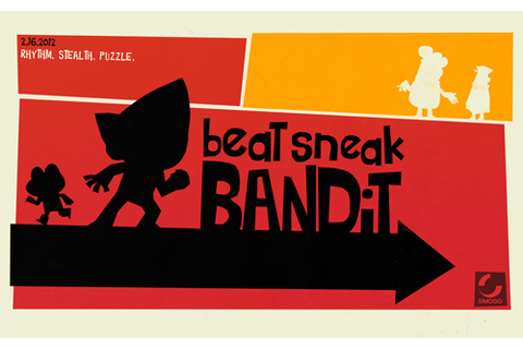 iOS game of the month - Beat Sneak Bandit - Gearburn