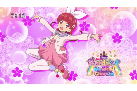 Jewelpet: Magical Dance in Style Deco! on Qwant Games