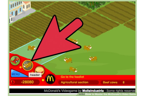 How to Master the McDonald's Video Game (with Pictures ...