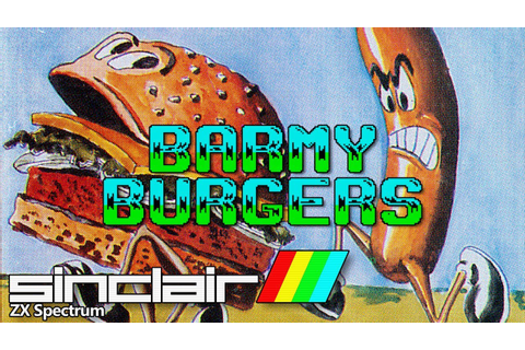 Barmy Burgers on Qwant Games