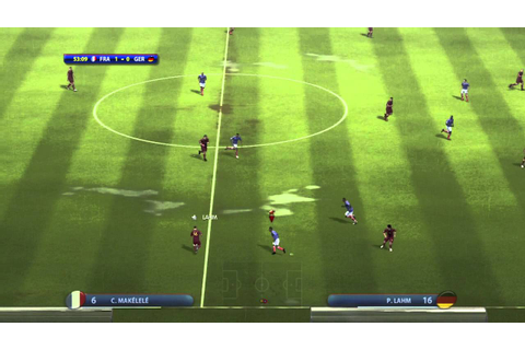 UEFA EURO 2008 HD Gameplay - YouTube