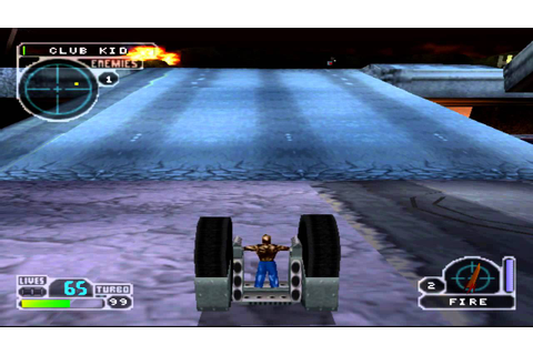 Twisted Metal III (1998) - PSX,PSONE,PlayStation - YouTube