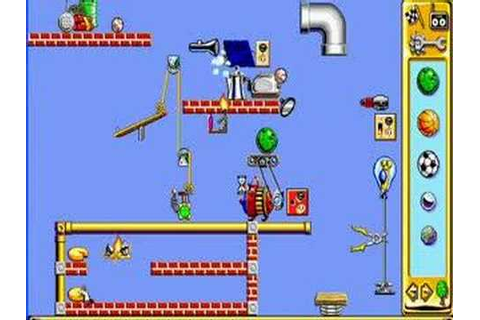 The Incredible Machine - YouTube