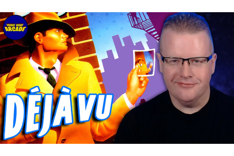 Deja Vu - NES Game Review | Friday Night Arcade - YouTube