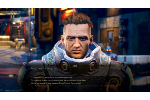 The Outer Worlds Directors Discuss the Negative Aspects of ...