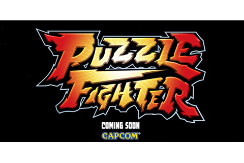 Capcom is finally releasing a new Puzzle Fighter game, and ...