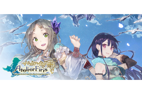 Atelier Firis The Alchemist AT Mysterious Journey Free ...