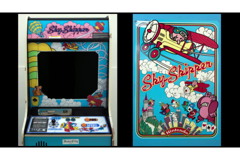 Unreleased Nintendo arcade game Sky Skipper is coming to ...
