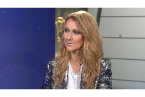 Celine Dion is one happy hockey mom! See superstar singer ...