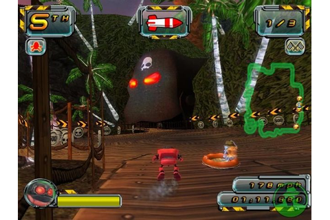 Crazy Frog Arcade Racer PS2 ISO Download