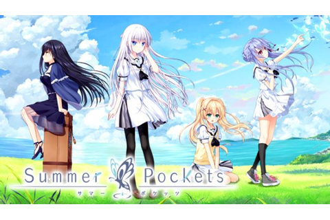 Summer Pockets Free Download « IGGGAMES