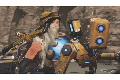 What is Xbox's Robotic Buddy Game ReCore? - IGN Access ...