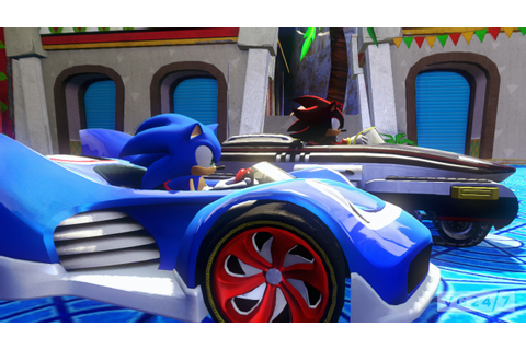 Sonic & All-Stars Racing Transformed trailer features ...