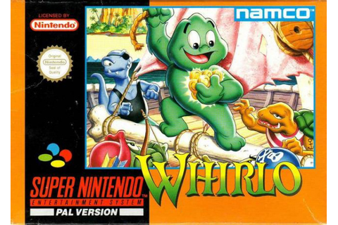 Whirlo Review (SNES) | Nintendo Life