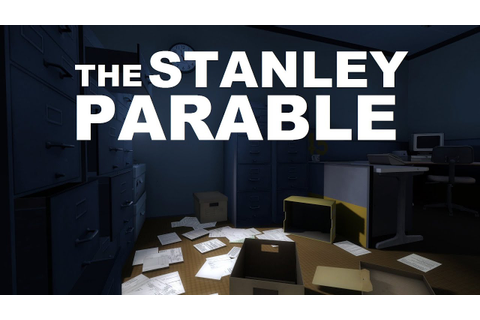 the Stanley Parable with Leaving the Map Ending - YouTube