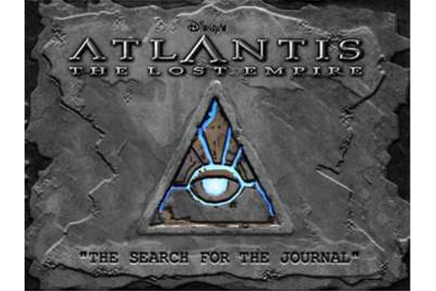 Atlantis: The Lost Empire -- Search for the Lost Journal - IGN