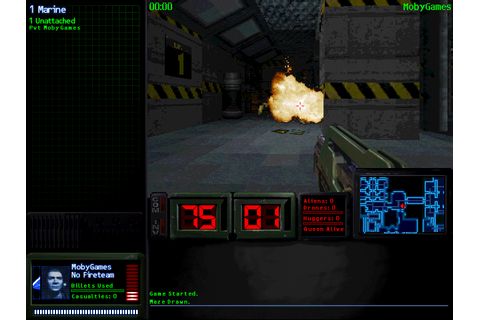 Aliens Online Screenshots for Windows - MobyGames