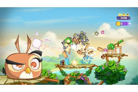 Angry Birds Stella available for download starting today ...