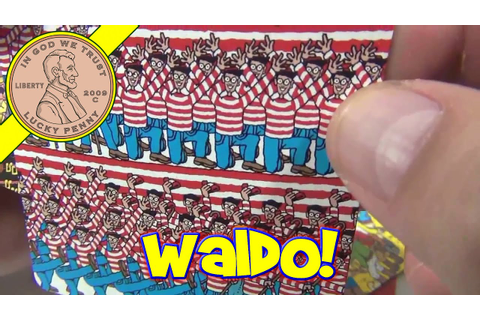 Where's Waldo Games For Kids