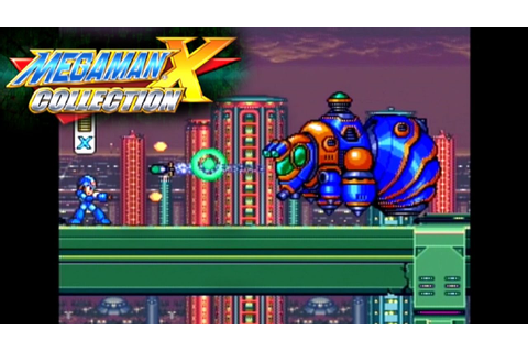 Mega Man X Collection ... (PS2) - YouTube