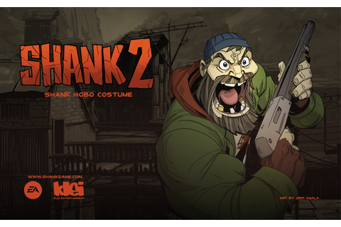 Shank 2 Gets a Release Date, and It Is Soon!