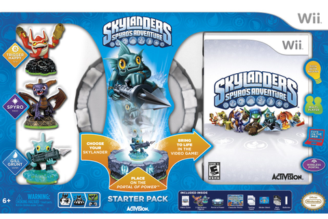 Skylanders: Co-op Game Time With the Kids | WIRED