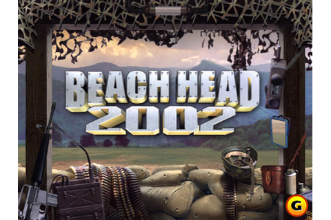 Game Beach Head 2002 Portable + Cheat - xx**MampirBro**xx