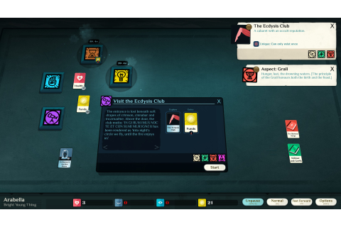 Cultist Simulator uses narrative to stick out in a golden ...