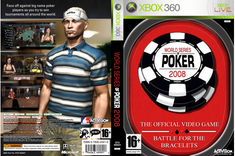 Download World Series Poker Game 2008 free - softtracker