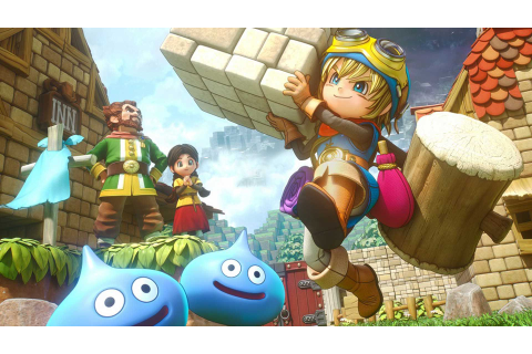 Hands On: Dragon Quest Builders Is One of the Most ...