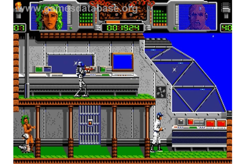 Hammerfist - Commodore Amiga - Games Database