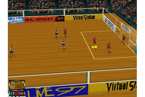 Download FIFA Soccer 97 | DOS Games Archive