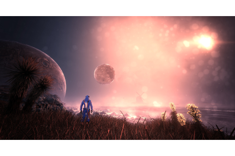 Wallpaper The Solus Project, Best Games, horror, space ...