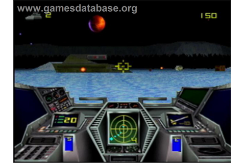 Hover Strike - Atari Jaguar - Games Database