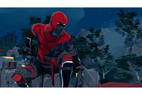 Ninja stealth game Aragami announced for PS4, PC - Gematsu