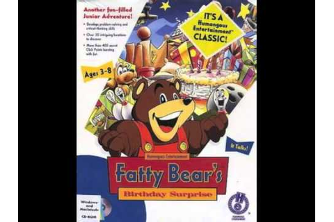 Fatty Bear's Birthday Surprise soundtrack (ENHANCED ...