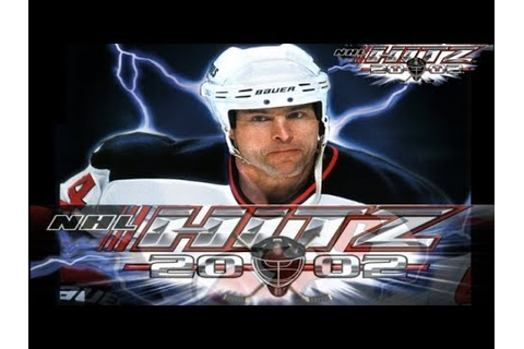 Hockey Game History - NHL Hitz 2002 - YouTube
