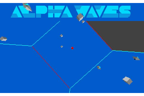 Download Alpha Waves (a.k.a. Continuum) action for DOS ...