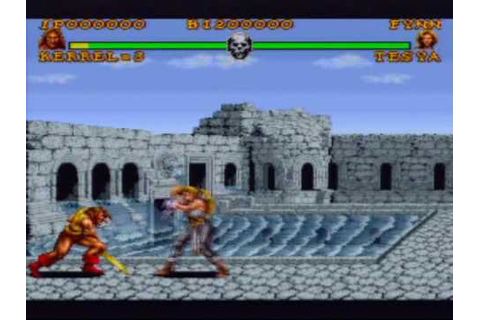 Battle Blaze Game Sample - SNES/SFC - YouTube