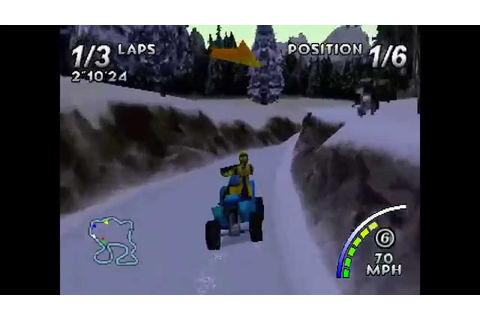 ATV: Quad Power Racing ... (PS1) - YouTube