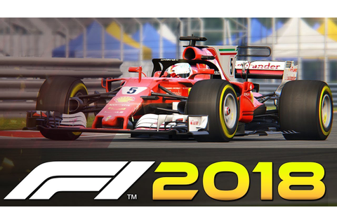 F1 2018 Halo Cars - Driving F1 2018 In Game Halo Mod (F1 ...