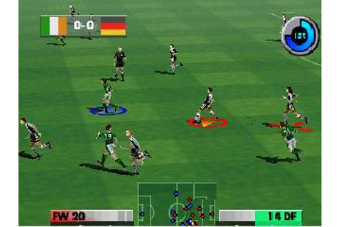 International Superstar Soccer 2000 Nintendo 64 Game