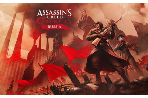 Assassin's Creed Chronicles Russia Wallpapers | HD ...